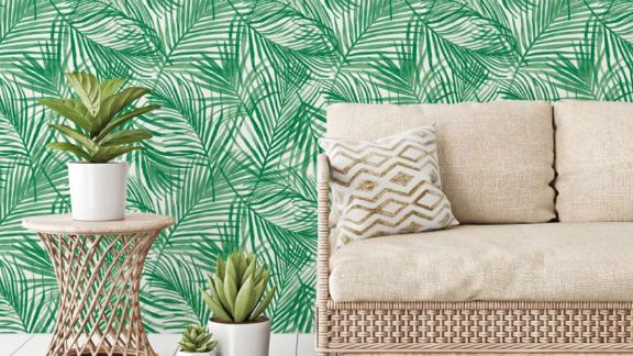 Opalhouse Tropical Peel & Stick Wallpaper