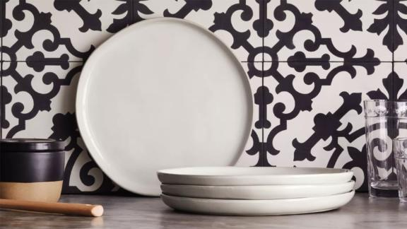 Hearth & Hand With Magnolia Stoneware Dinner Plate, Set of 4