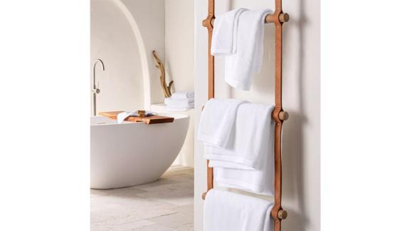 Casaluna 12-Piece Organic Bath Towel Set