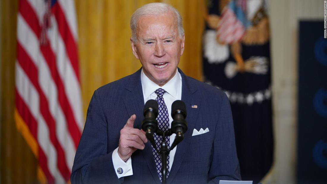 President Joe Biden was more consistently factual in his first month in office than his predecessor ever was in office. But Biden was not perfect.