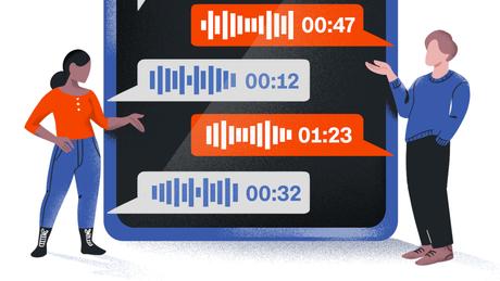 نکته جدید داغ در فناوری: صحبت با تلفن