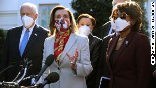 Here's what's in the House Democrats' stimulus relief plan