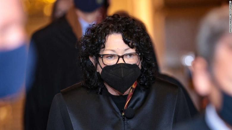 Sotomayor: 'This is the scariest of times, and the most exciting times'
