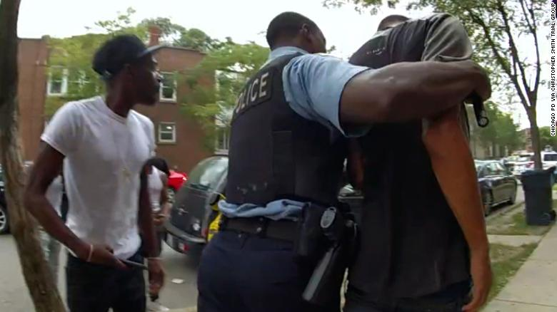 Body camera video shows a violent arrest that is now a civil rights lawsuit