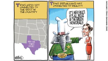 Opinion: Lone Star state's trouble comes in bunches