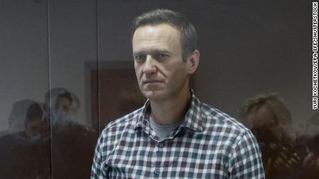 Biden administration prepares to impose sanctions on Russia for poisoning Navalny