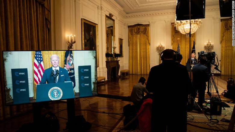 How Biden fared in his (virtual) global debut as US President