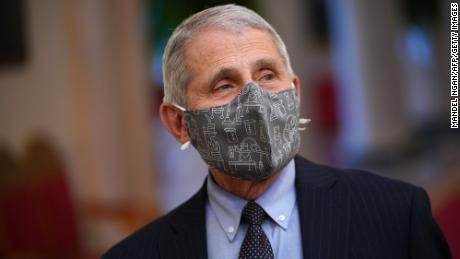 Fauci: & # 39;  Possible & # 39;  Americans will wear masks in 2022 to protect against Covid-19