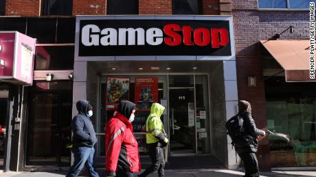 White House says stock-trading tax is worth studying after GameStop frenzy