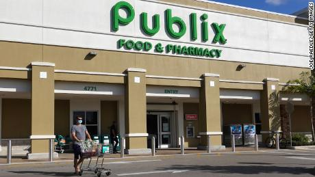 Publix joins a growing list of grocers offering incentives for workers to get vaccinated