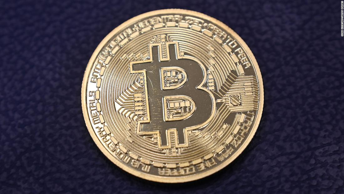 Bitcoin's roller coaster ride continues. The top cryptocurrency surged to a new all-time high above $58,000 on Sunday but fell to just above $46,000 in early trading Tuesday morning.