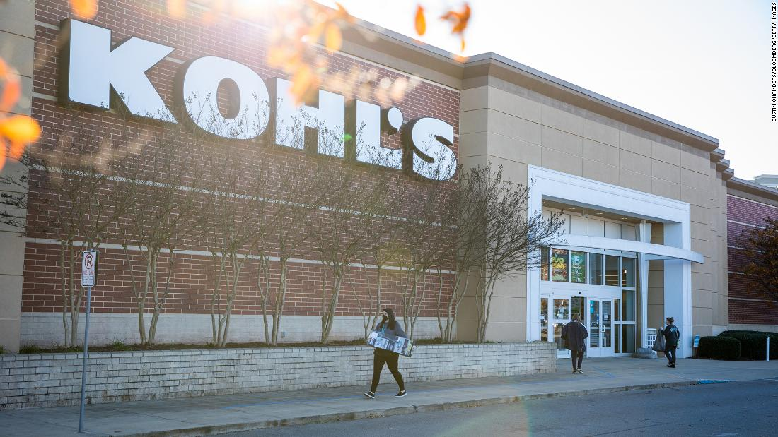 Kohl's tried striking a deal with Amazon. It wasn't enough - CNN