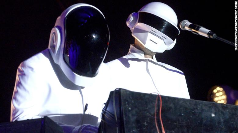 Daft Punk, the influential French dance music duo, are splitting up after 28 years