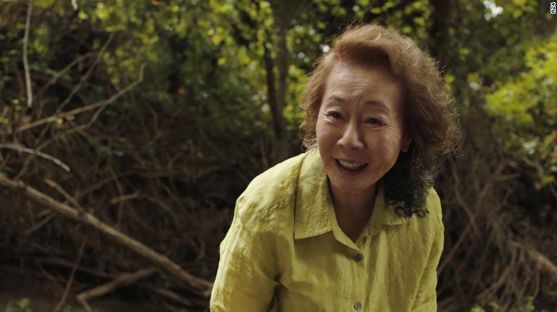 "Yuh-jung Youn in ""Minari."" Courtesy of A24"