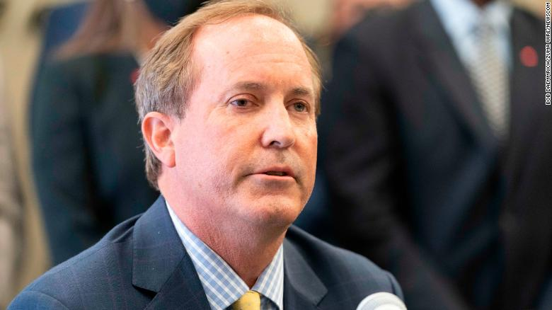 Texas Attorney General Ken Paxton traveled to Utah during devastating winter storms