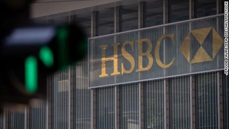 O HSBC está pressionando com mais dificuldade na China e na Índia
