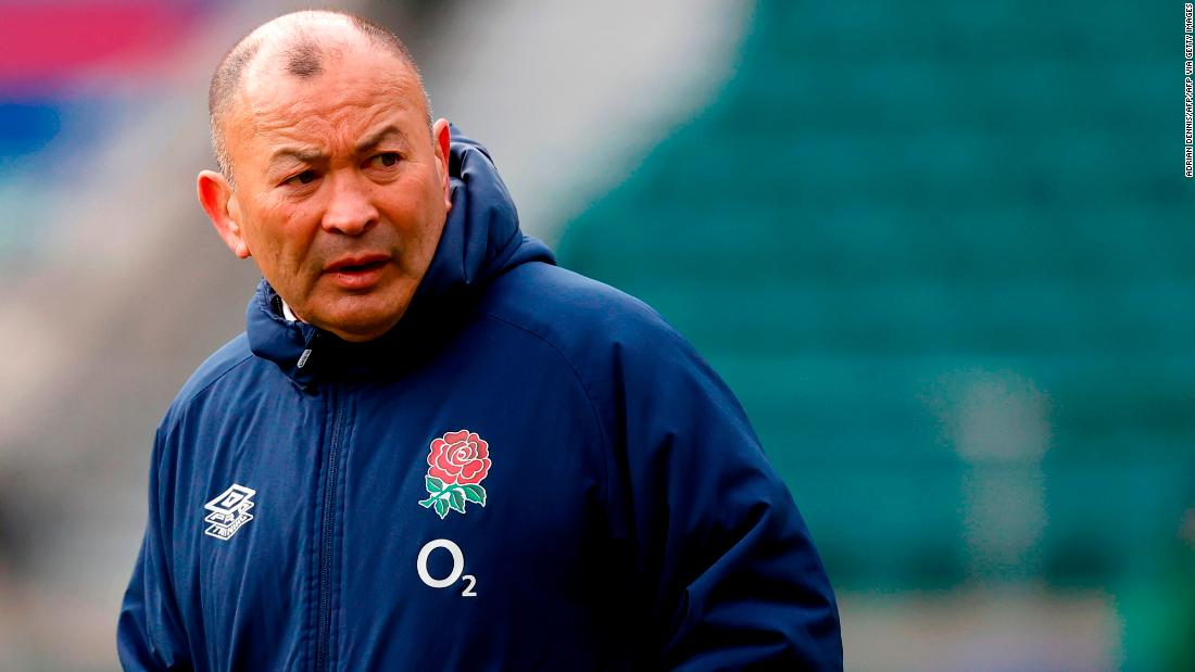 'They get a free shot': England rugby coach on social media pitfalls