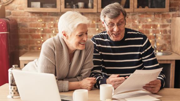 Guaranteed universal life insurance can be an option for people in their 60's looking for a new policy at a lower cost.