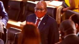 Former South African President likens his treatment by courts to Apartheid-era South Africa