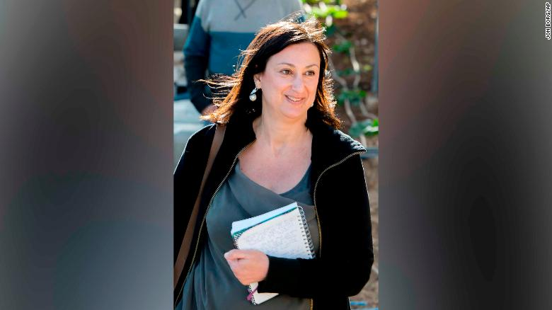 Suspect in murder of Maltese journalist Daphne Caruana Galizia pleads guilty