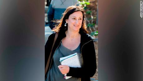 Suspect in murder of Maltese journalist Daphne Caruana Galizia pleads guilty