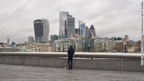 Brexit leaves London fighting for its future as Europe poaches business