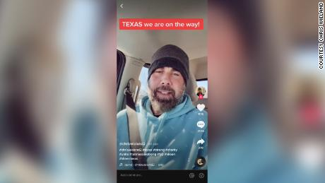 TikTok user raises $7,000 and drives for 12 hours to bring supplies to struggling Texans