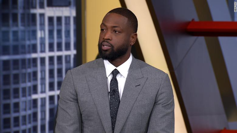 Wade speaks out after Woods' car accident