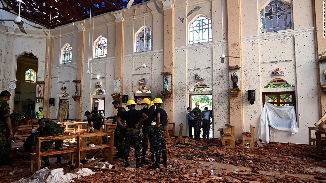Sri Lanka Easter bombings investigation calls for former President to be prosecuted