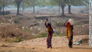 India's groundwater crisis threatens food security for hundreds of millions, study says