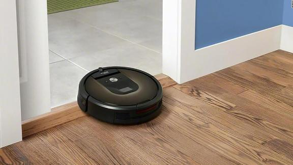 Refurbished iRobot Roomba 980 Robotic Vacuum