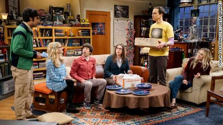 "CBS sitcom ""The Big Bang Theory"" has become a smash hit in China."