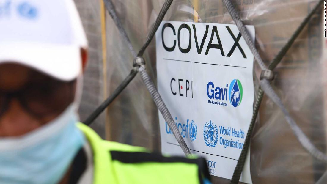 COVAX offers hope of vaccine equality with roll out across Africa