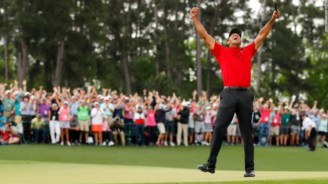 Tiger's trek: The making of golf's greatest ever player