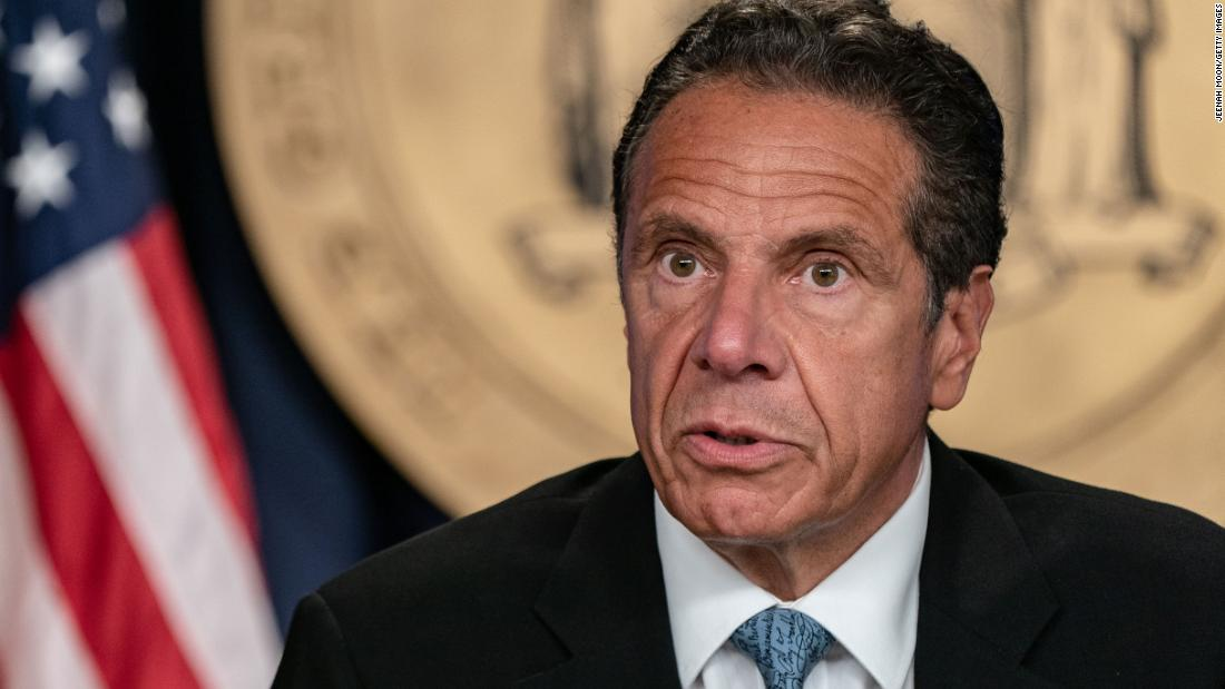 New York Times: Second former aide accuses New York Gov. Andrew Cuomo of sexual harassment