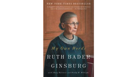 'My Own Words' by Ruth Bader Ginsburg