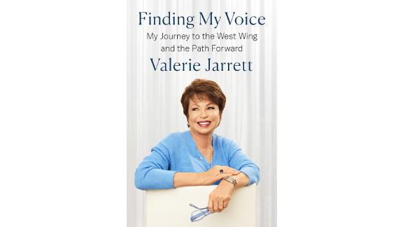 'Finding My Voice' by Valerie Jarrett