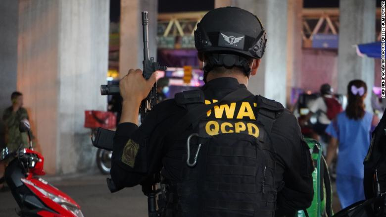 Two dead after undercover cops shoot at each other in Philippines drug bust