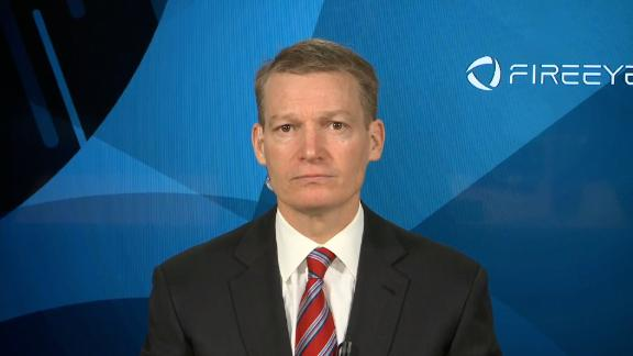 Video thumnbnail of fireeye CEO Kevin Mandia on CNN's First Move