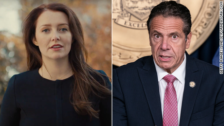 Cuomo denies former aide's sexual harassment allegations
