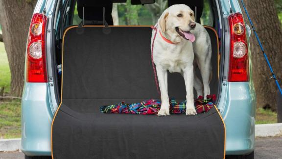 Active Pets Back Seat Hammock