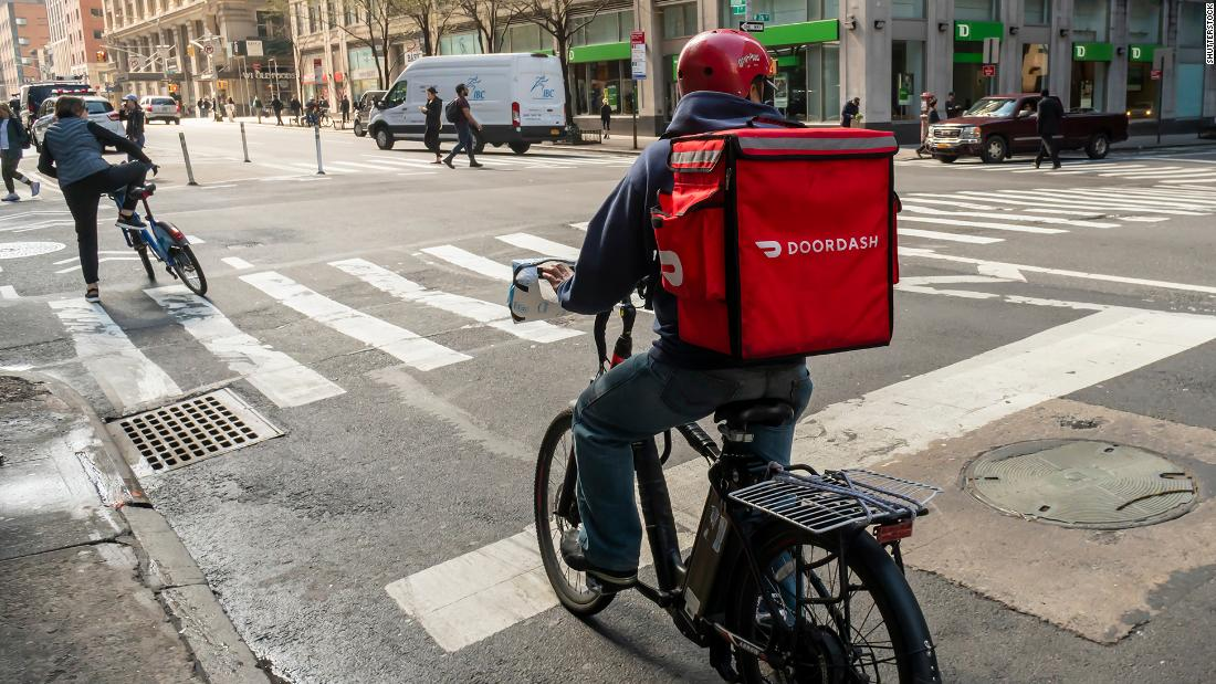 Airbnb and DoorDash went public at the same time but see very different paths post-pandemic