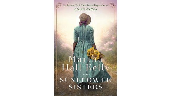 'Sunflower Sisters' by Martha Hall Kelly
