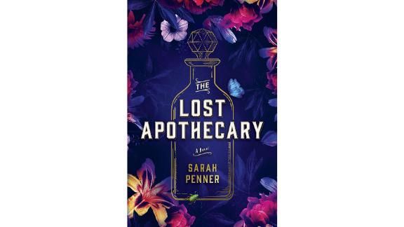 'The Lost Apothecary' by Sarah Penner