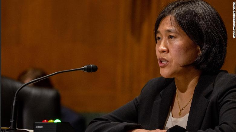 Senate confirms Katherine Tai to be US trade representative