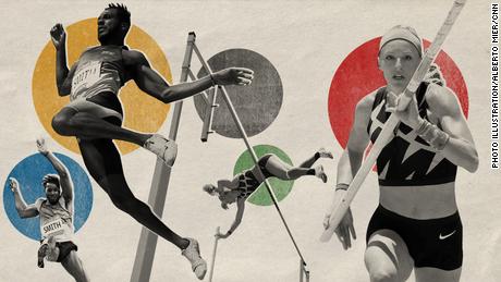 Comment Sandi Morris et Tyrone Smith ont navigué dans le `` purgatoire '' d'un Olympique reporté