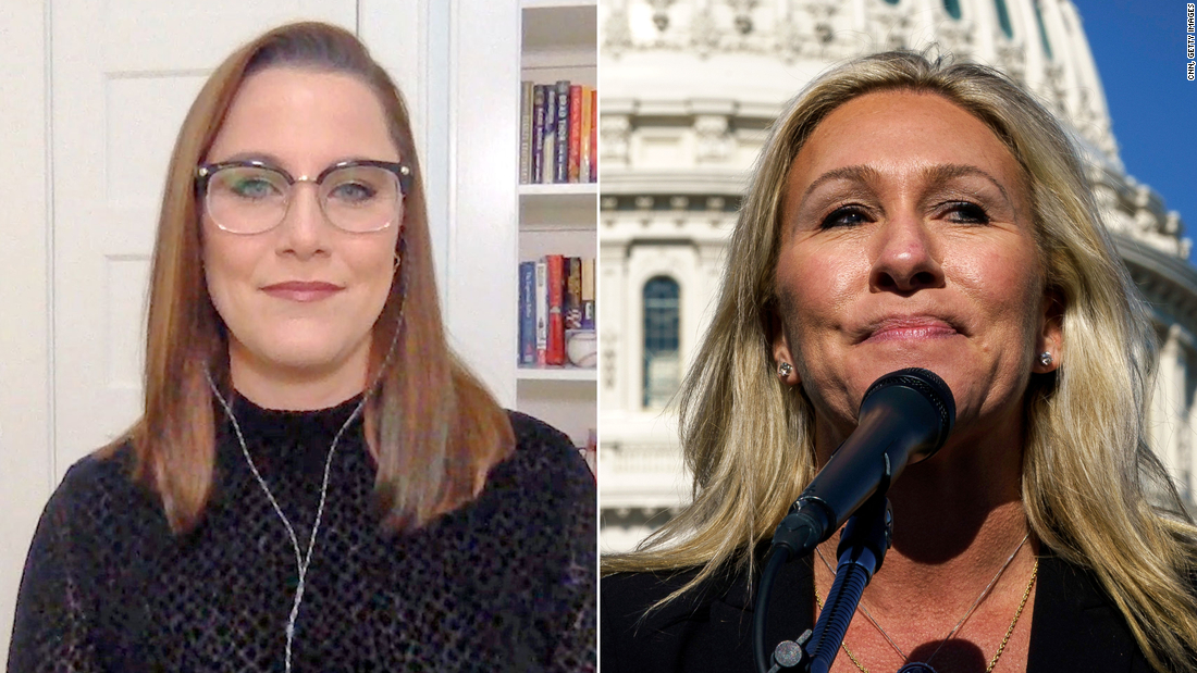SE Cupp: Marjorie Taylor Greene is in Congress to get famous