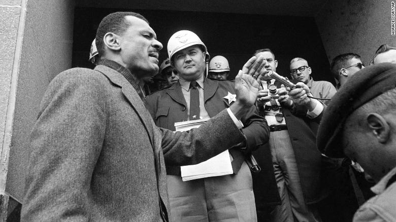 A civil rights hero's posthumous memoir a guidebook for today's activists