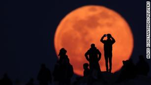 The Snow Moon can be seen annually in February and marks important holidays in the Lunar calendar.