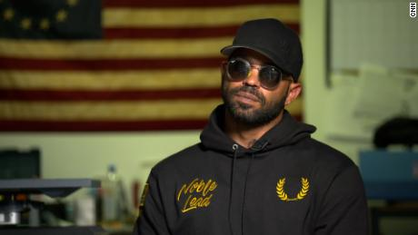 Enrique Tarrio, leader of the Proud Boys, sat down with CNN to talk about the group after some members had been charged in the Capitol attack.